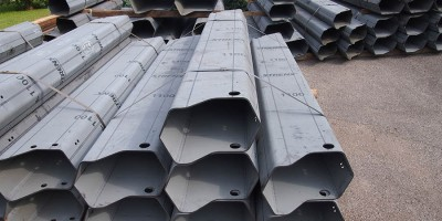 Costruzione di elementi strutturali gru, Manufacture of structural elements for cranes and lifting equipment, Bau von Strukturelementen für Krane und Hebezeuge