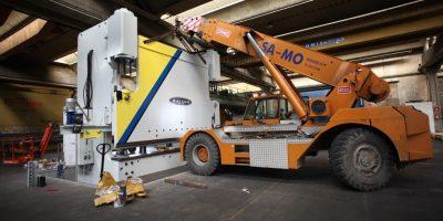 Venturi Acciai - Pressa Piegatrice - hydraulic press brake - Hydraulische Abkantpresse