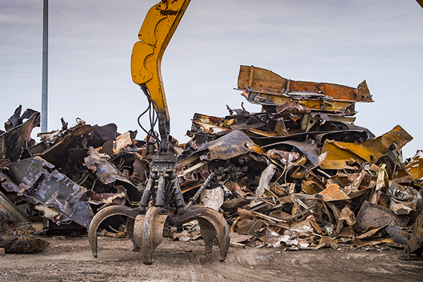 Special Steel for Recycling of urban and industrial waste